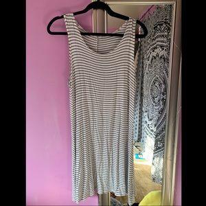 Cute tank top sun dress